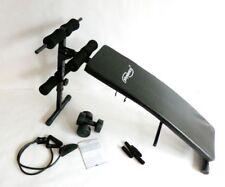 Physionics BHTN13 Bauchtrainer Rückentrainer multifunktionales Fitnessgerät FN5