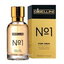 G Bellini No1 by LIDL Men's Eau Toilette EDT Perfume Natural Spray 50ml 1.7floz
