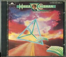 Horea Crishan cd MAGIE DER PANFLÖTE Folge 2 © 1984 polydor W. GERMANY red/silver