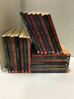 (7) book set The Chronicles of Narnia by CS Lewis Paperback Mixed Covers