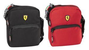 Ferrari borsello tracolla marsupio Crossover Scuderia Ferrari
