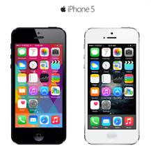 NEW original Apple iPhone 5 - 32GB - Black & white (Unlocked)WIFI GPS smartphone