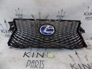 LEXUS IS250/IS300H F SPORT FRONT GRILL WITH EMBLEM GENUINE 53141-48100 #G0177