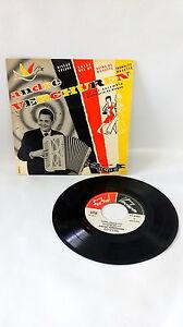 45 RPM André Verchuren: Bird Voltage Sense Vinyl Music