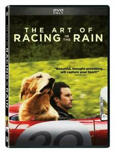 Art of Racing in the Rain (DVD, 2019) - Brand New - Kevin Costner - Free Ship