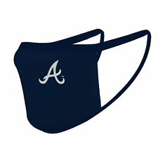 Atlanta Braves Adult On-Field Authentic Collection Pro Face Covering - MADE IN