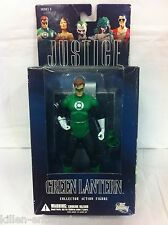 GIUSTIZIA SERIE 3 Lanterna Verde action figure dc direct 2006