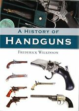 Book - Handwaffen Pistolen (UK - Import) reichlich bebildert -  Handguns