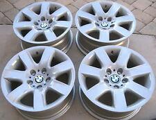 BMW E36 E46 E38 740i 750iL OEM Factory RESTORED 17x8 Style 44 Wheels Rims