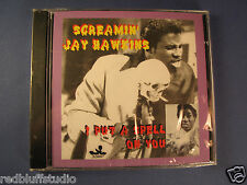 Screamin Jay Hawkins I Put a Spell on You Black Tulip CD Import UK New