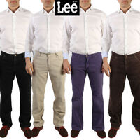 VINTAGE LEE CORDS CORDUROY JEANS TROUSERS STRAIGHT LEG REGULAR FIT