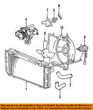 TOYOTA OEM 91-95 MR2-Engine Water Pump 1610079127