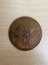 2 1/2 cent Nederlandsch Indie 1945 (VF) #13