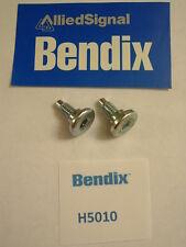 LOT OF 2 -BENDIX H5010 - KEY RETAINING BOLT SILVER/ALLEN HEAD - AMC, JEEP, CHEVY