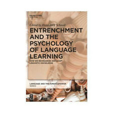 Entrenchment and the Psychology of Language Learning by Hans-Jörg Schmid