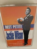 The Very Best Of Jackie Wilson : Vintage Cassette Tape Album from 1997