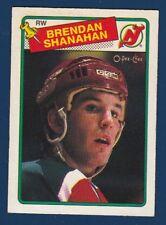 BRENDAN SHANAHAN 88-89 O-PEE-CHEE 1988-89 NO 122 EX+ 2323