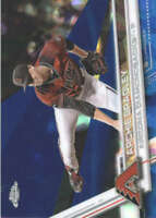 ARCHIE BRADLEY 2017 TOPPS CHROME SAPPHIRE EDITION #116 ONLY 250 MADE