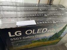 LG OLED55G16LA 2021 OLED55G1 G1 55 OLED EVO TV BRAND NEW + 5 YEARS WARRANTY