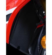 Honda CBR1000RR Fireblade 2017 R&G Racing Radiator Guard RAD0212BK Black