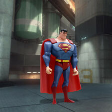 JUSTICE LEAGUE 2003 basic action figure Mega Armor SUPERMAN toy
