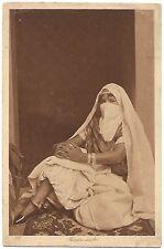 AK - LEHNERT & LANDROCK - Nr. 195: Femme arabe - Afrika - Maghreb - Tunesien