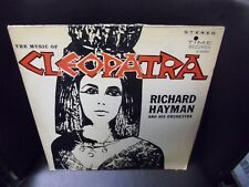Richard Hayman and His Orchestra The Music of Cleopatra LP Time 1962 STEREO VG+
