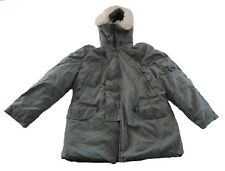 US MILITARY EXTREME COLD WEATHER PARKA TYPE N-3B w/ FUR-LINED HOOD  MEDIUM