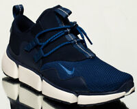 Nike Pocketknife DM Men's Obsidian Gym Blue Navy Casual Lifestyle Sneakers Shoes