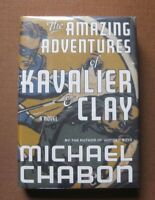 SIGNED - KAVALIER & CLAY by Michael Chabon - 1st/1st HCDJ 2000 - Pulitzer Prize