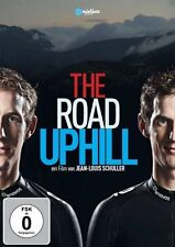 The Road Uphill ( The Road Up hill ) Andy Schleck, Fränk Schleck, Jean-Louis DVD