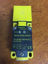 Turck Bi15U-CP40-AP6X2 Proximity Sensor