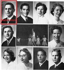 1955 San Francisco High School Yearbook~Supreme Court Justice Stephen Breyer