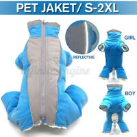 Winter Warm Waterproof Dog Down Jacket Overalls Jumpsuit For Dogs Pet  g ∑