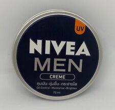 Nivea Men Face Cream UV Protection- Oil Control - Moisturize and Brighten 75ml.