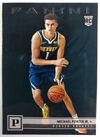 2018-19 Panini Chronicles Michael Porter Jr Rookie RC #107, Denver Nuggets