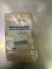 Lot of 8 Hobart A-107114 Motor Shaft Cap Washer 107114 Nos New