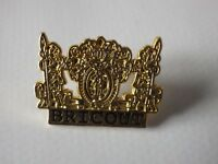 Pin's vintage + attache année 90s BRICOURT / K018