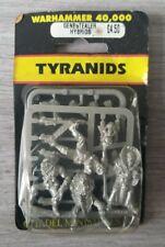 WARHAMMER 40k Tyranid Gargoyle Blister Pack Genestealer Metal oop GW
