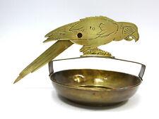 Art Nouveau Cigar Cutters Parrot Cockatoo Bronze Um 1900