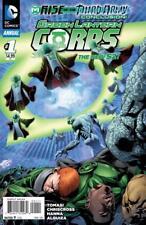 Green Lantern Corps Annual #1, New 52, NM 9.4, 1st Print, 2013