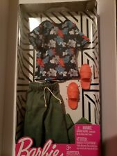 NEW 2019 KEN DOLL CLOTHES, FASHION PACK , SHIRT,  PANTS, SHOES