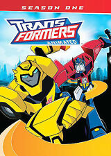 Transformers Animated: Season 1