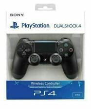 New PS4 DualShock 4 Controller Black V2 BRAND NEW SEALED UK