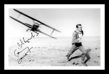 CARY GRANT AUTOGRAPHED SIGNED & FRAMED PP POSTER PHOTO