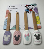 Disney Mickey and Minnie Mouse Mini Spatula Set For Spring NWT