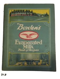Ephemera, Borden's Evaporated Milk Book Of Recipes