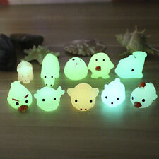Funny Luminous Animal Knead Toys Fingers Relief Squeezable Stress Relievers Gift