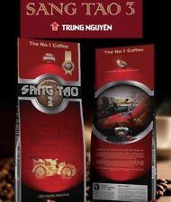 SANGTAO G7 Blend Pure Black Coffee Trung Nguyen Vietnam Instant Arabica_mC