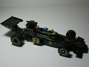 1/18 F1 EXOTO LOTUS - RONNIE PETERSON 1973 TOBACCO(JOHN PLAYER SPECIAL)